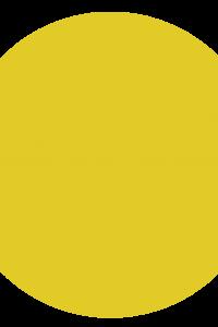 kreis gelb groß